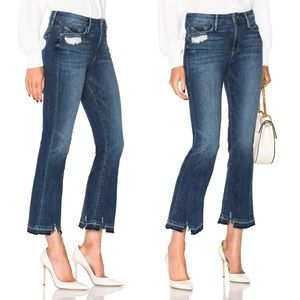 Frame Le Crop Mini Boot Jeans Size 28